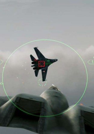 Ace Combat Assault Horizon1