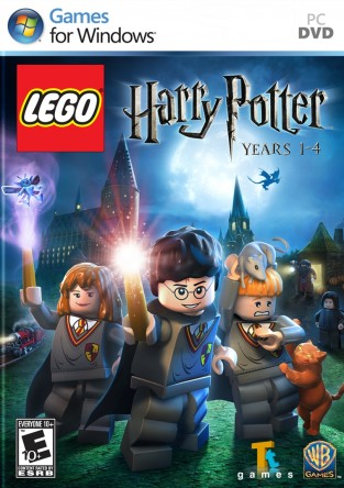 LEGO Harry Potter Years 1-4_FP