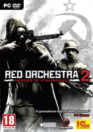 Red Orchestra 2 Heroes of Stalingrad_FP