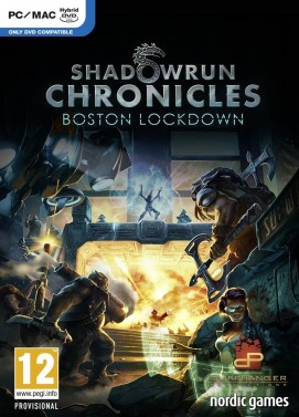 Shadowrun Chronicles Boston Lockdown_FP