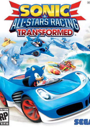 Sonic & All Stars-Racing Transformed_FP