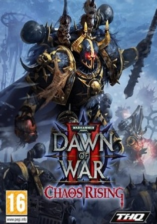 Warhammer 40,000 Dawn of War II - Chaos Rising_fp