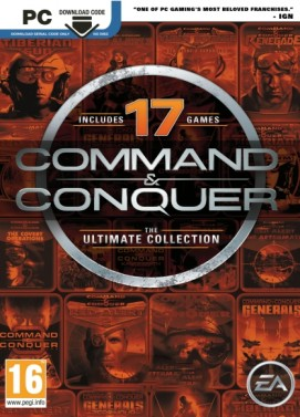 Command and Conquer - Ultimate Collection_FP