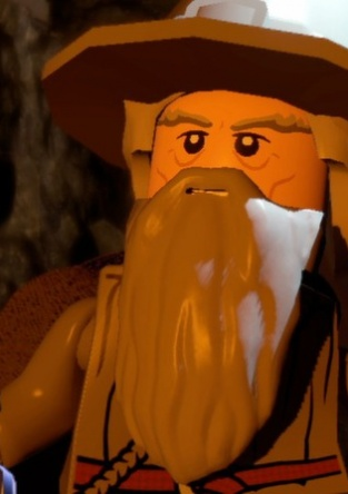 LEGO Lord of the Rings 1
