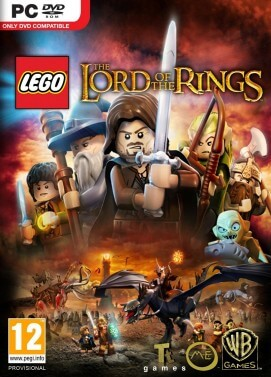 LEGO Lord of the Rings FP
