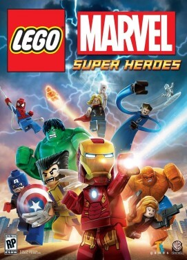 LEGO Marvel Super Heroes Fp