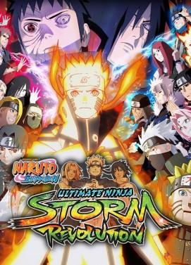 Naruto Ultimate Ninja Storm Revolution_FP