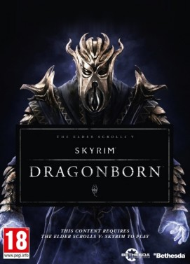 The Elder Scrolls V Skyrim - Dragonborn_FP