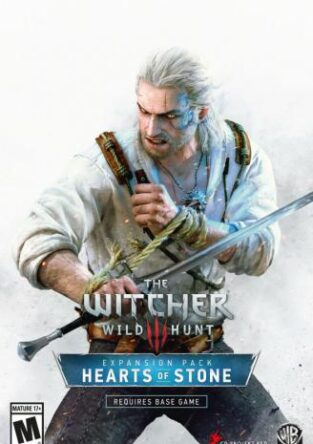 The Witcher 3 Wild Hunt - Hearts of Stone_FP
