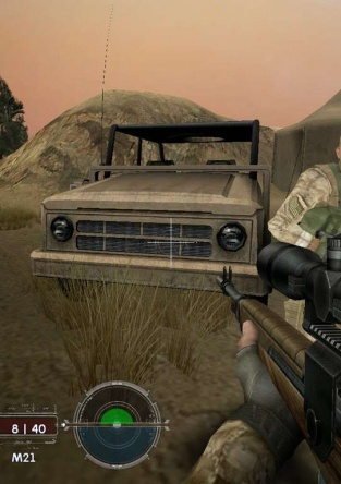 Marine Sharpshooter II Jungle Warfare_1