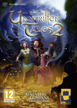 The Book of Unwritten Tales 2_FP
