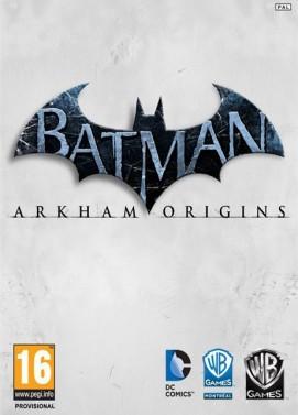 batman origins cover