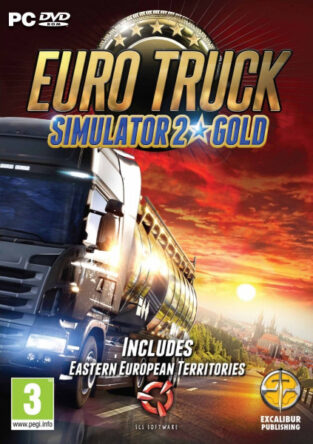 Euro Truck Simulator 2 Gold_FP