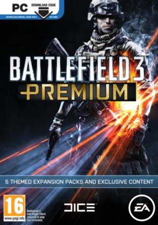 Battlefield 3 Premium Pack_FP