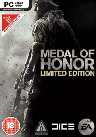Medal of Honor (Limited Edition)_FP