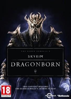 The Elder Scrolls V Skyrim - Dragonborn_FP